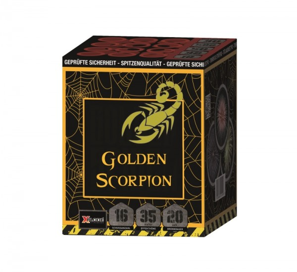 Golden Scorpion